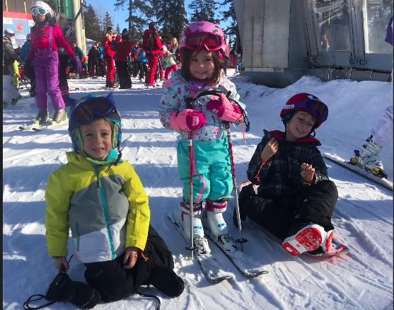 d4bbb5925 Férias inesquecíveis  viagem de ski com as crianças