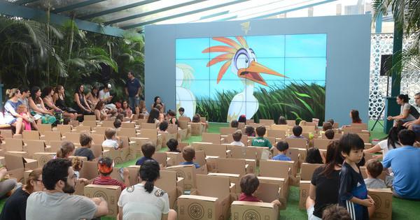 Drive in Kids - Especial Nickelodeon   bora.aí 607bbd03ee