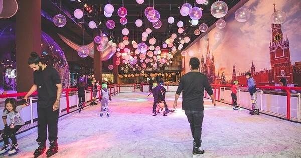 Patinação no Gelo no Shopping Cidade Jardim   bora.aí ac88e8c7cc