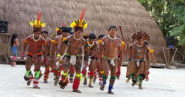 Xingu tribe AM Brazil | The Xingu tribes is the biggest