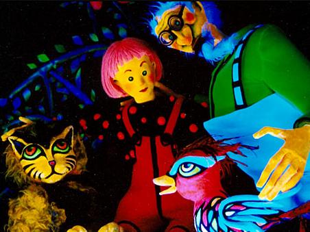Cia Imago e Orquestra Experimental de Repertórios no Theatro Municiapl no DIa das Crianças
